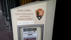 Jean Lafitte Preserve