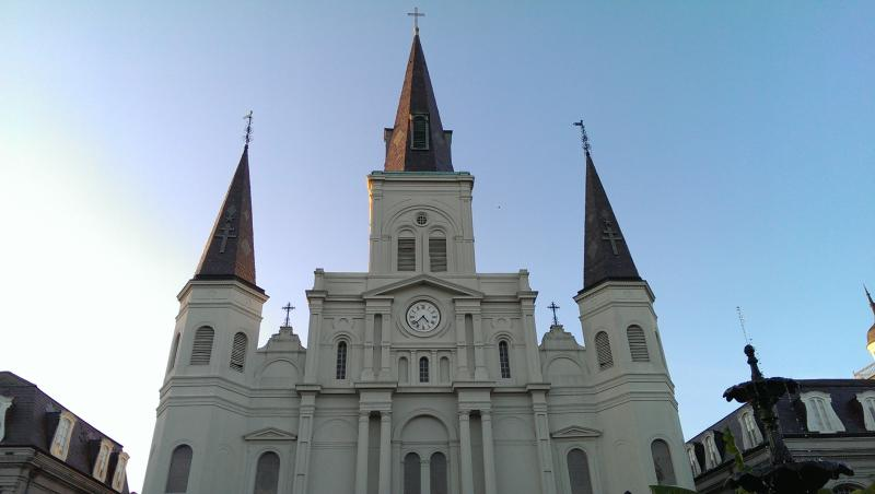 St. Louis Cathedral Iconic Symbol of NOLA