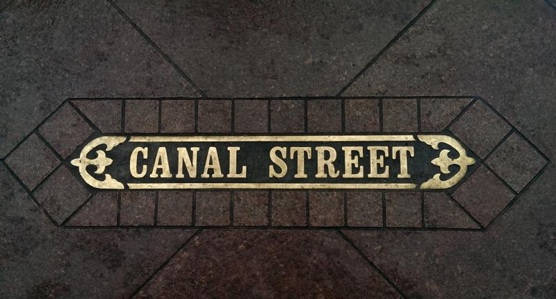 Canal Street Commerce
