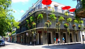 French Quarter Hip to be Square!